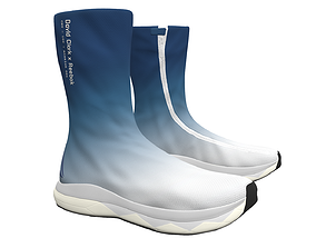 3D model Space Boots for Astronauts