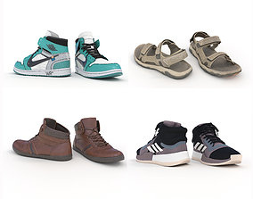 Shoes Collection 2 3D