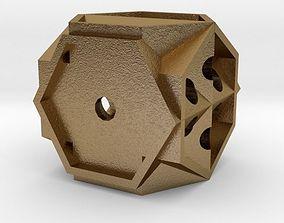Dice luck 3D printable model