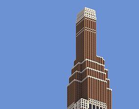 3D printable model Nelson Tower