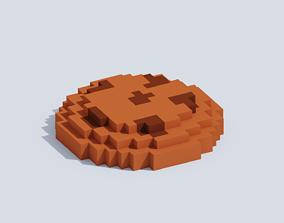 VOXEL COOKIE T1 3D asset