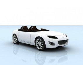 Mazda MX5 Miata Superlight 2009 3D