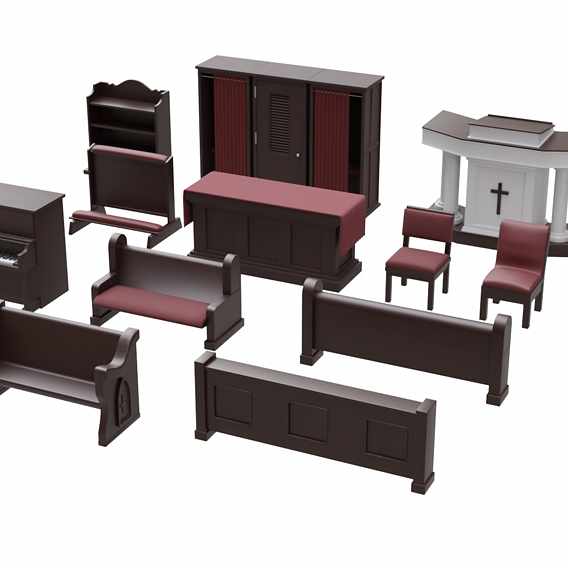 Church Furniture Collection