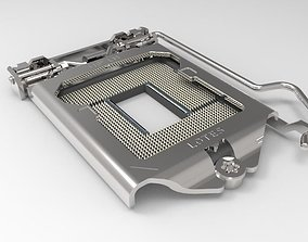 Intel LGA 1155 CPU Socket 3D