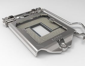 Intel LGA 1155 CPU Socket 3D