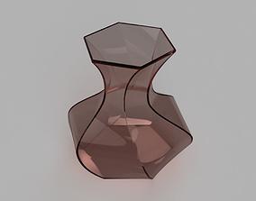 Crystal Vase 3D print model