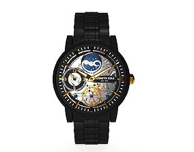 rigged KennethCole Automatic Watch - Kc50917001 3d
