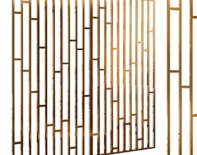 3D model Decorative partition set 25