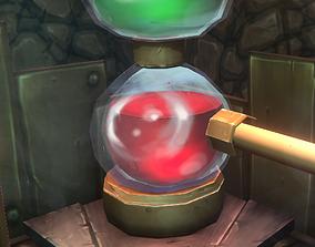 Liquid Chamber for Lab 3D asset