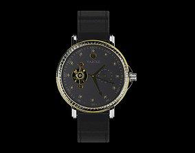 Yazole Watch 3D model