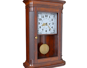 3D asset realtime Clock