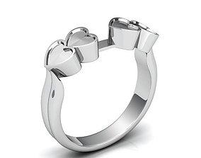 3D print model Ring BK424