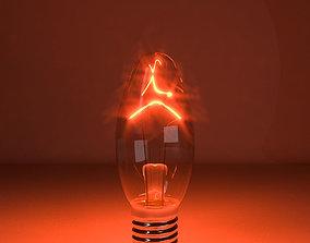 Tungsten lamp model-2