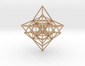 Merkaba Prism 3D print model