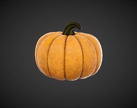 VR / AR ready horror 3D Pumpkin