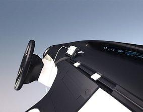 3D model iPhone dock prius