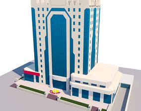 Public Prosecution 3D asset