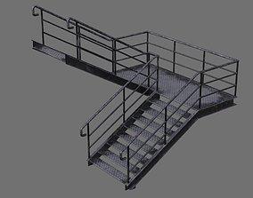 3D asset Stair 1B