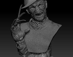 3D print model Freddy Krueger Remix