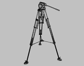 3D model Camera-Tripod
