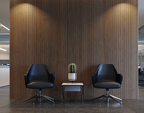 3D model Modern Office Space