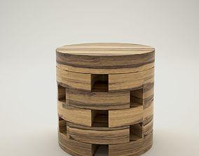 THAI COFFEE TABLE 3D