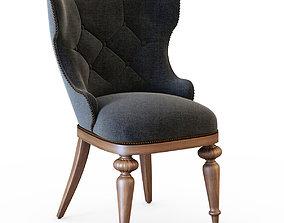 3D model Gamecock Chair