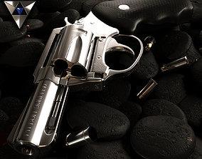 3D Revolver Pitt bull 9mm