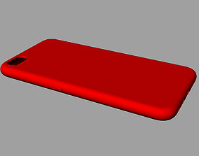 3D print model Iphone 8plus red case
