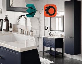3D Catalog Sample - Bathroom Furniture