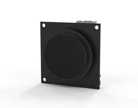 Ultrasonic sensor -height measuring 3D print model 2