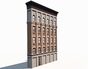 Apartment House 70 3D model