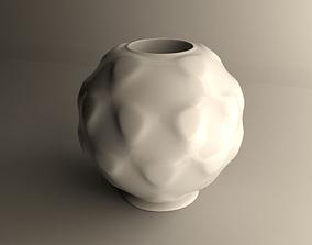 3D printable model Sphere flowerpot SMALL