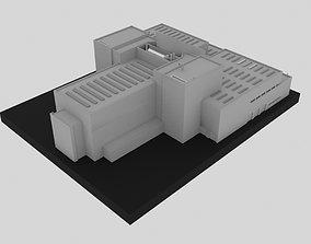 3D printable model Museum Of Modern Art San Francisco