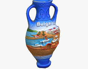 Bulgaria Magnet Souvenir 2 3D printable model