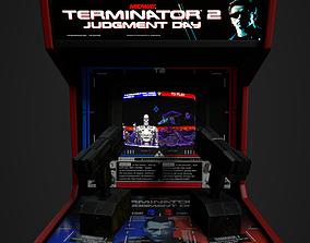3D asset realtime Terminator 2
