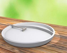 3D printable model Zen box ring