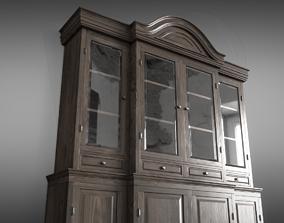 3D PBR Sideboard Credenza