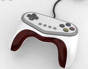 Hori Pokken Tournament Pro Pad Controller 3D