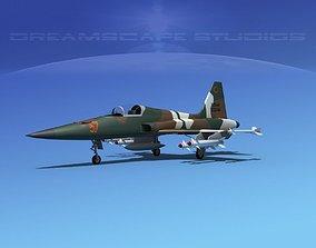 3D Northrop F-5E Tiger V05 USAF