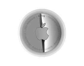 Apple AirTag 3D model