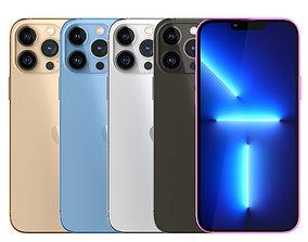 3D model iphone13 iPhone 13 Pro Max