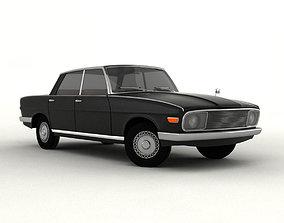 Sachsenring P100 3D model