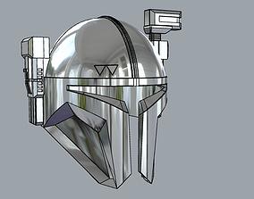 3D print model The Mandalorian Paz Vizsla Heavy infantry 2