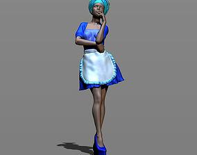 3D printable model Pretty Woman Part 6