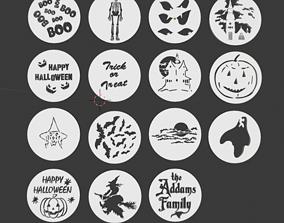 Halloween Shadow Play 3D print model