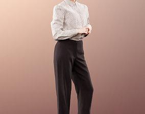 11641 Bella - Standing Business Woman 3D