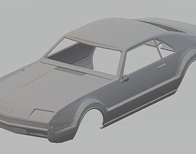 Tornado 1966 Printable Body Car