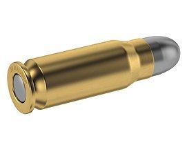 Bullet 30 MAUSER 3D asset