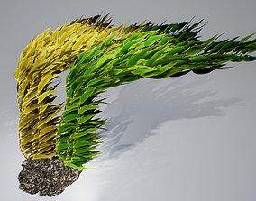 Kelp bush V2 3D model
